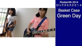 Audrey & Kate Play ROCKSMITH #698 - Basket Case - Green Day - ロックスミス