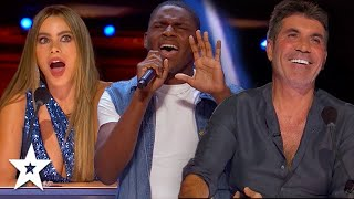 AMAZING Singing Group WOWS Simon Cowell on America's Got Talent 2021 | Got Talent Global