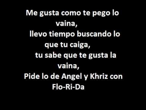 Khriz y Angel-Subelo(Turn it up) Lyrics