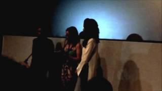 Наталия Орейро на презентации фильма