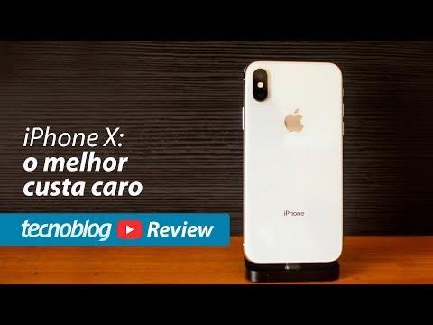 iPhone X - Review Tecnoblog