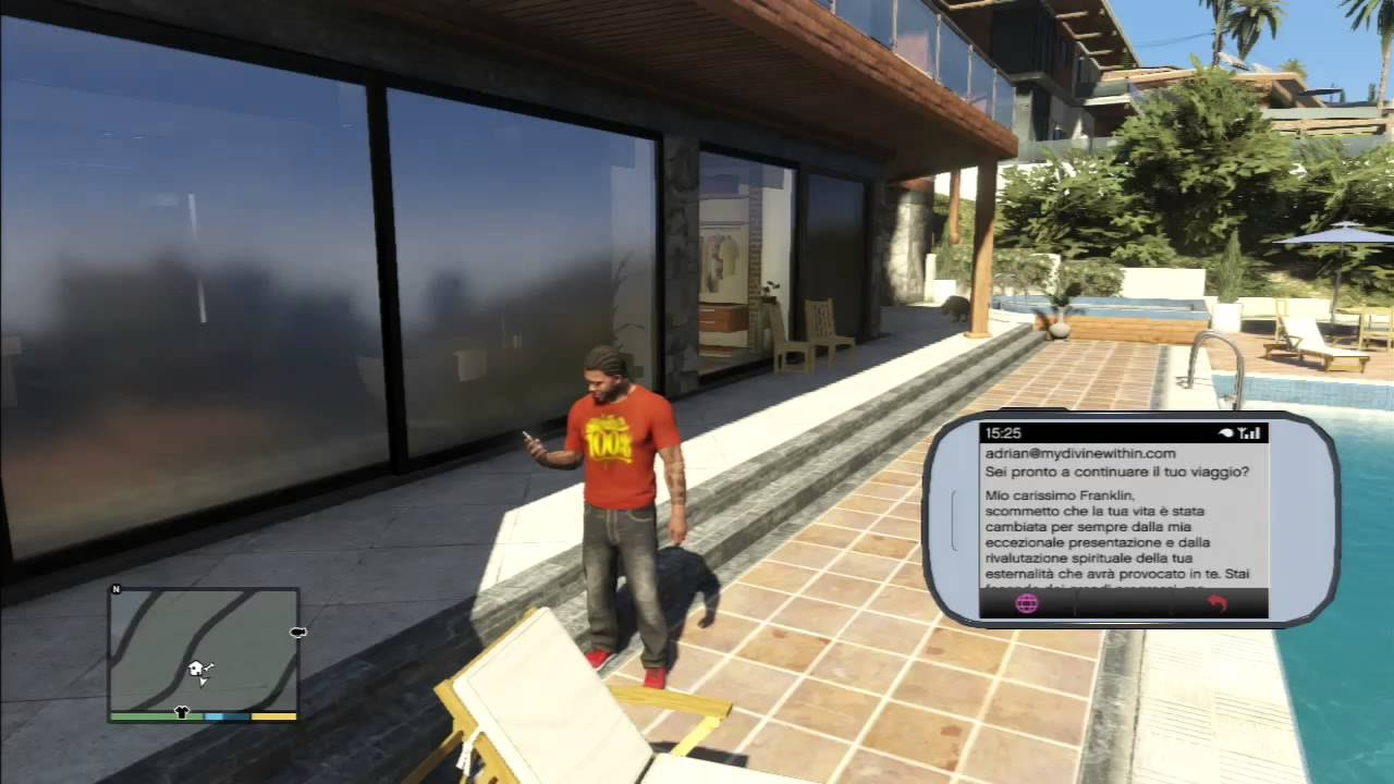 Gta 5 La Missione Segreta Di Franklin Youtube