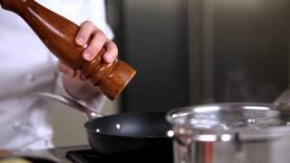 Casarecce With Eggplant And Mediterranean Sauce