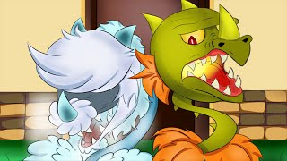plants vs zombies 2 every plant power up snapdragon cold snapdragon