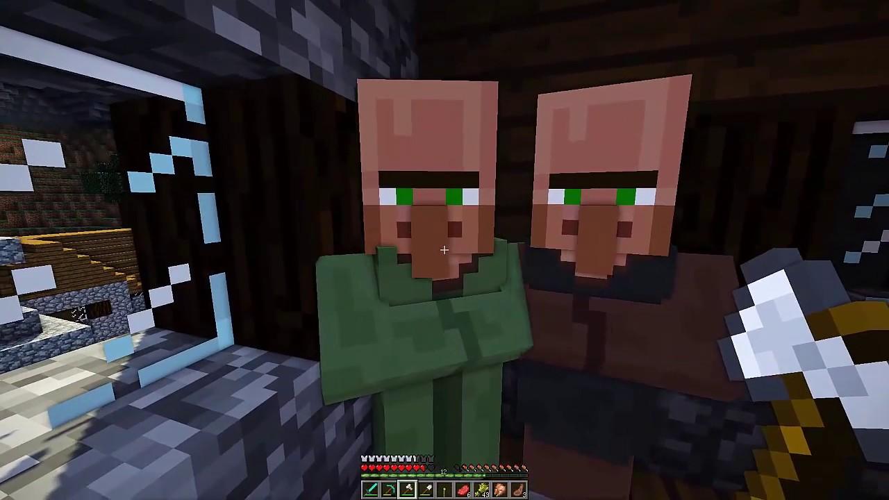 SÜPER YAPILAR YAPIYORUZ - Minecraft