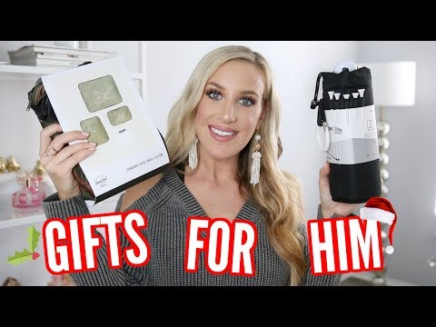 AFFORDABLE GIFT GUIDE FOR HIM   UNDER $40 IDEAS!