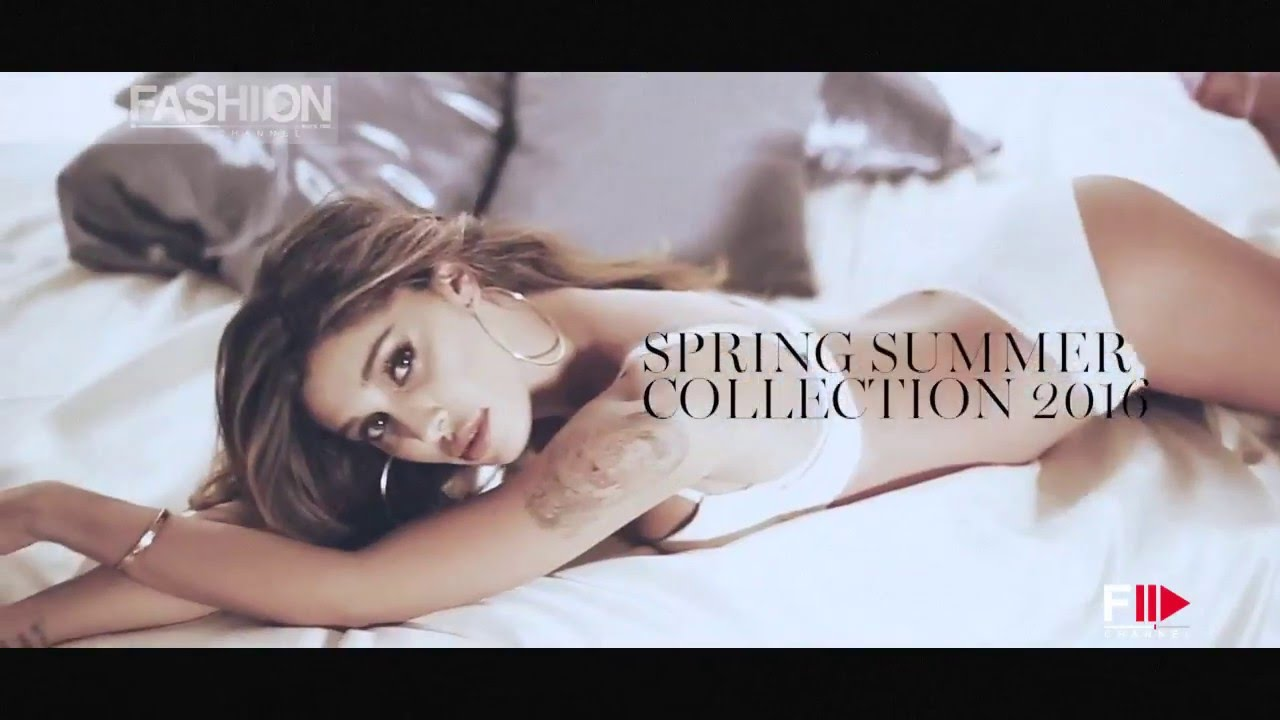 Belen Rodriguez Backstage Calendario.Belen Rodriguez For Jadea Ad Campaign Spring Summer 2016 By Fashion Channel