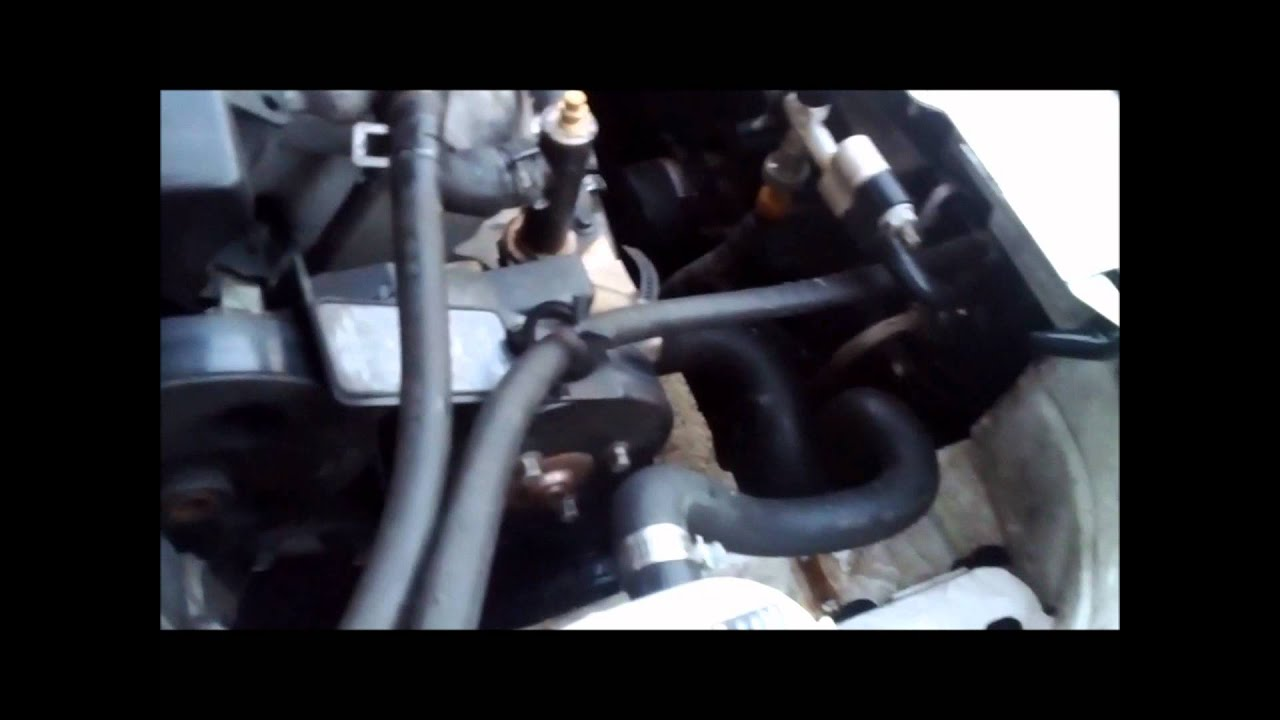 Overheating problems with Chevy Malibu '01  YouTube
