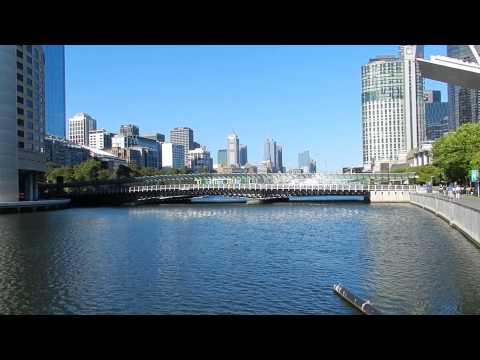 Melbourne - City Tours - The Yarra River 2015 12 16