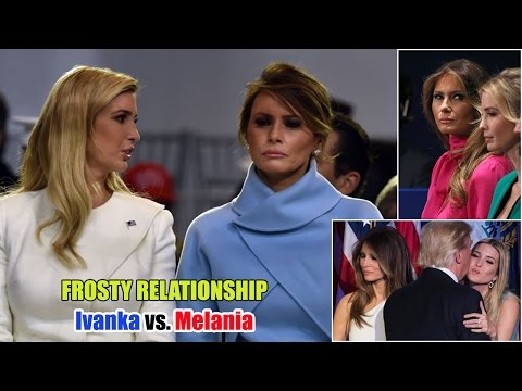 Ivanka And Melania in a 'Frosty' Relationship   First Lady in the White House   Vanity Fair