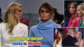 Ivanka And Melania in a