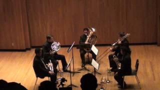 Rounds and Dances (Jan Bach), Urban Brass Quintet