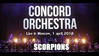 Concord Orchestra - Scorpions