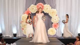Gorgeous Wedding Dresses at Las Vegas Bridal Show