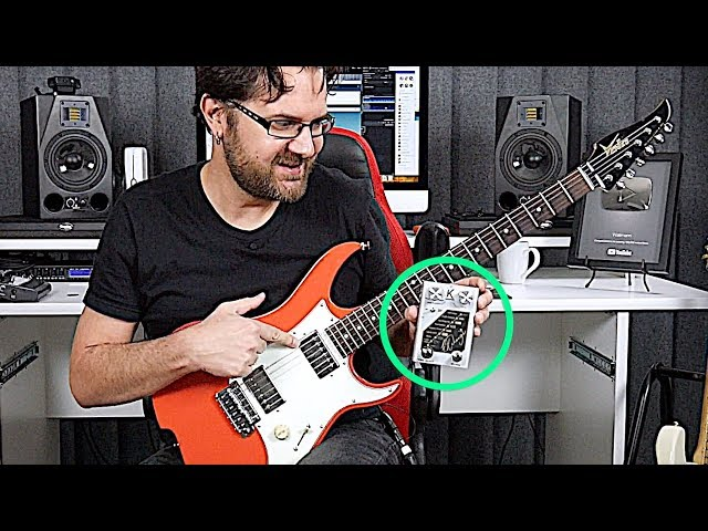 Changing Your Guitar Pickups The Easy Way - Keyztone Exchanger Review