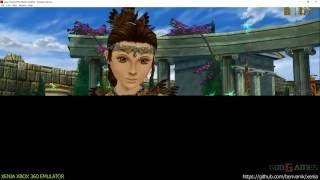 Xenia Xbox 360 Emulator - Arkadian Warriors ingame! (076c73b/Jun 23 2016)