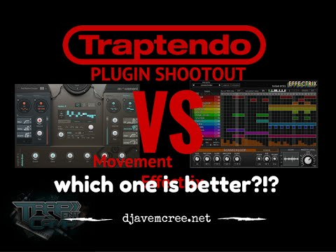 Output Movement VS Sugarbytes Effectrix(which is better?)