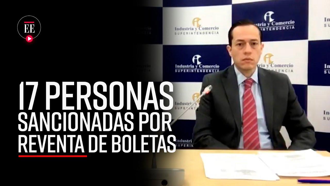Federación Colombiana de Fútbol: ¿Quiénes son los dirigentes sancionados por la reventa de boletas?