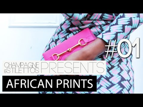 African Prints Lookbook