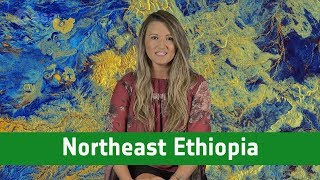 Earth from Space: Northeast Ethiopia