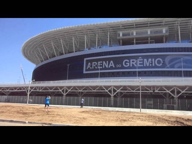 JG E ARENA DO GRÊMIO Videos De Viajes