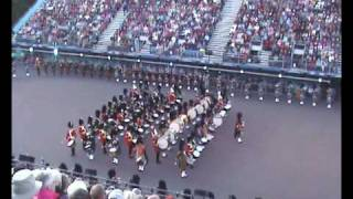 Edinburgh Military Tattoo 2009 - The Massed Pipes and Drums (Main performance)