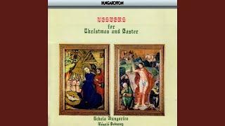 Christmas: Hodie Christus natus est - Antiphona