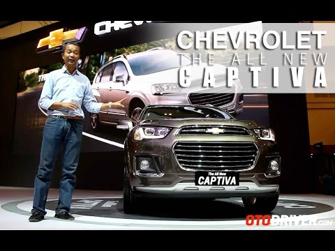 Chevrolet Captiva 2016 First Impression Review Indonesia | OtoDriver