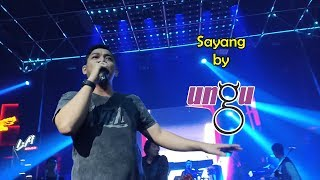 Ungu - Sayang Live in Concert @ Boshe VVIP Club Yogyakarta 2019
