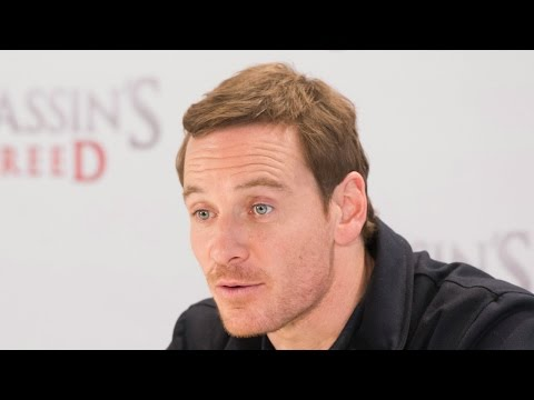 Exclusive: Assassins Creed - full press conference with Michael Fassbender, Justin Kurzel and Marion