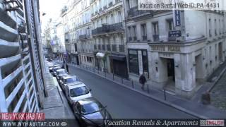 Video Tour of a 2-Bedroom Vacation Rental in Pigalle, 9th Arrondissement, Paris