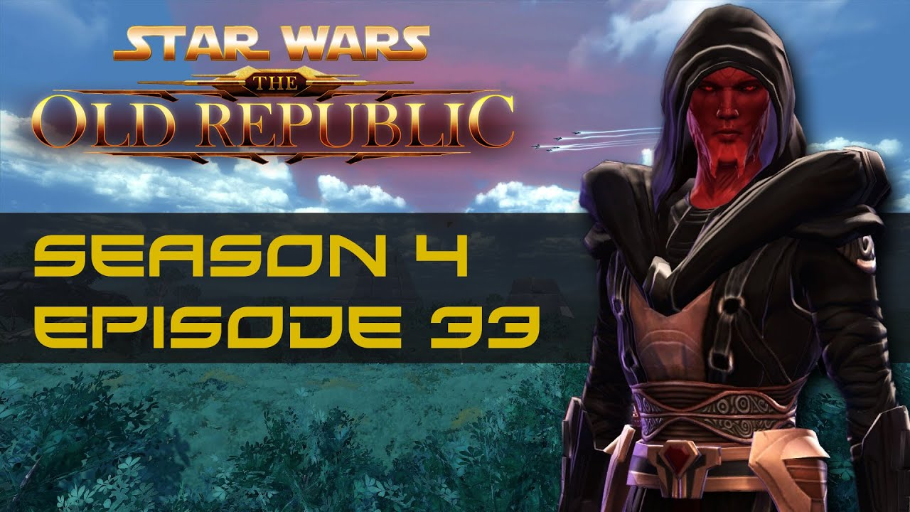 Download Star Wars The Old Republic Sith Inquisitor Season 4 Episode 33 - Nobody Wants To Do This