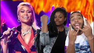 "HOW SHE DO?? 🤔 | Nicki Minaj ""Chun-Li"