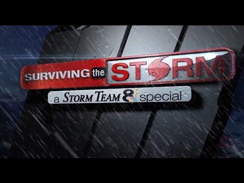 SURVIVING THE STORM: A Storm Team 8 Special