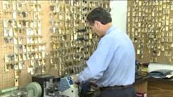 Changing locks be aware of locksmith scam