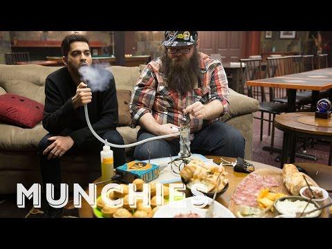 Dab Comedy Jam: BONG APPÉTIT