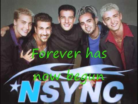 Nsync - This I Promise You Lyrics Video