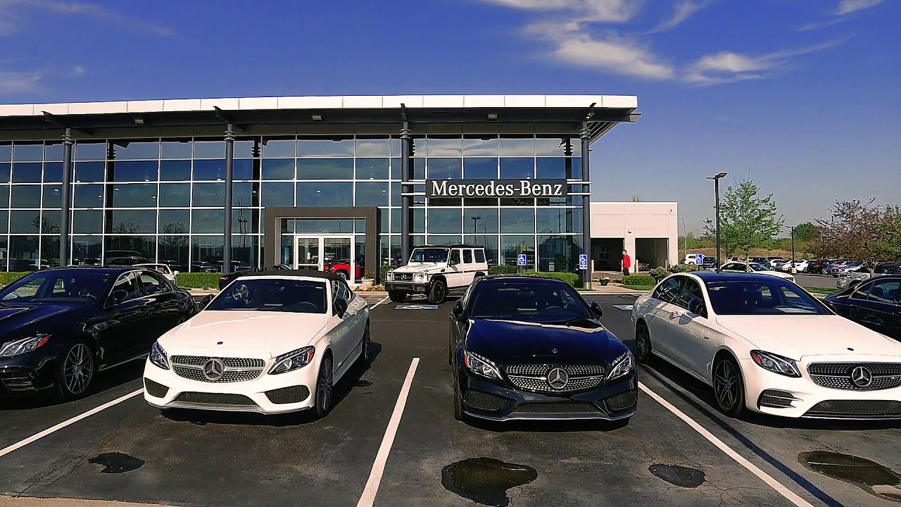 Mercedes Benz Of Kansas City Cpo Event