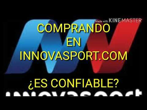 COMPRANDO EN INNOVASPORT ¿ES CONFIABLE? from YouTube · Duration:  15 minutes 44 seconds