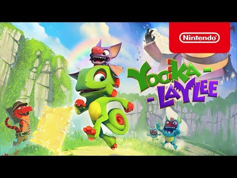 Yooka-Laylee [Indie World 2018.5.11]