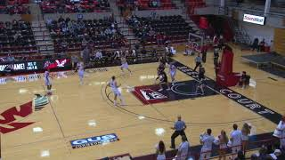 Highlights of Eastern Men's Basketball vs. Walla Walla (Nov. 10, 2017).