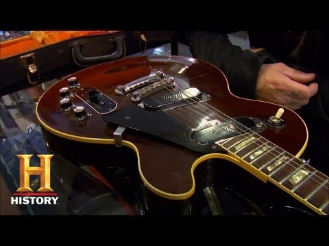 Download Youtube: Pawn Stars: 1969 Les Paul Guitar | History