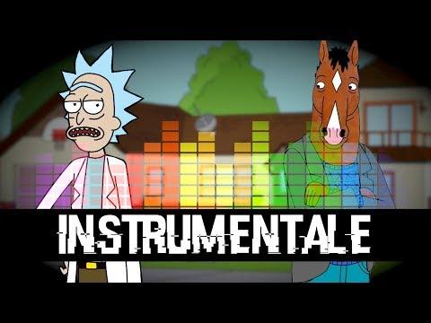 ♫ INSTRUMENTALE - Rick Sanchez VS Bojack Horseman
