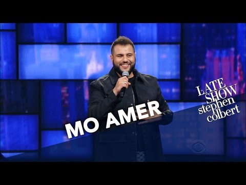 Comedian Mo Amer Shared His Refugee Background With Eric Tru