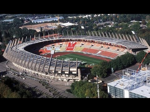 Old German Stadiums (Demolished Stadiums in Germany)