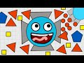 YOU CAN'T BEAT THIS... MAX Level Overlord Tank - Diep.io Game (New Slither.io / agar.io)