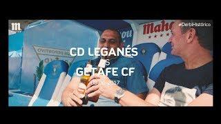 Fútbol Mahou | Derbi Histórico | CD Leganés - Getafe CF
