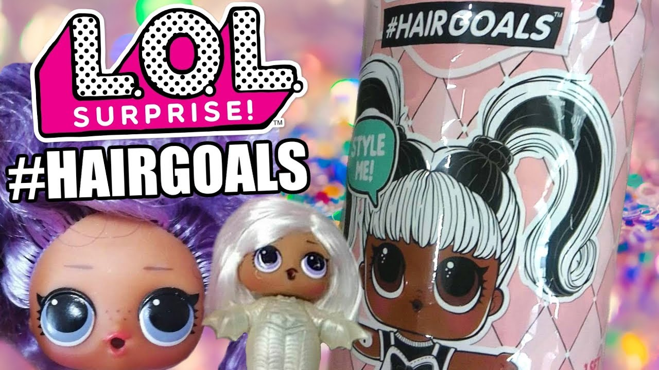 Lol Surprise Hairgoals First Look L O L Series 5 Or Wave 3 Eye