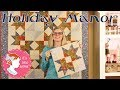Holiday Manor Quilt by It's Sew Emma | Fat Quarter Shop