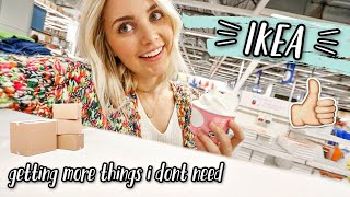 IKEA SHOPPING FOR THE NEW HOUSE! MOVING VLOGS!